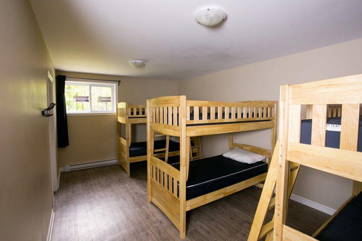 montagnard chalets lanaudiere chambre 10 2