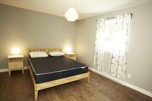 nichee chalets lanaudiere chambre 5