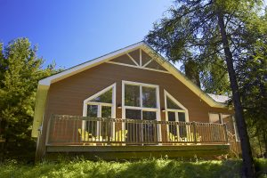 phare chalets lanaudiere exterieur 1