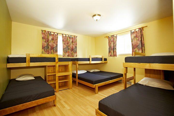 quietude chalets lanaudiere chambre 5 1