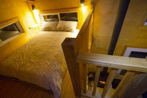 sous bois chalets lanaudiere interieur 3