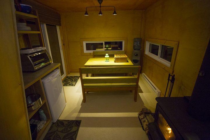 sous bois chalets lanaudiere interieur 4