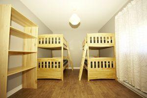 taniere chalets lanaudiere chambre 7