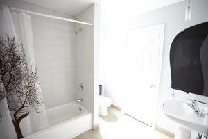 taniere chalets lanaudiere salle de bain 9