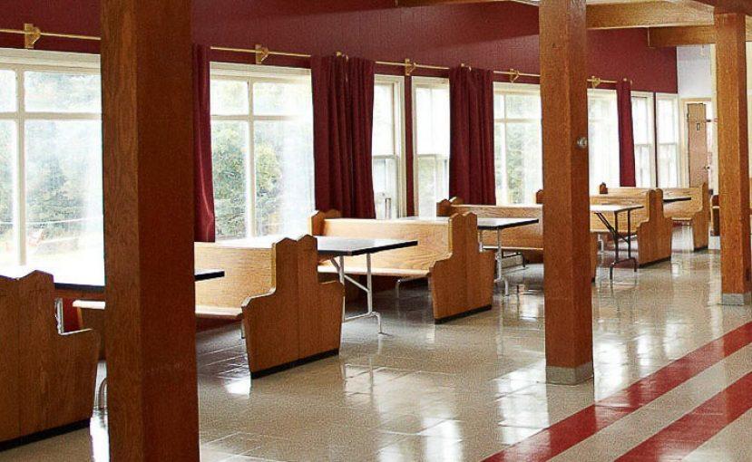 Location de salle offerte par Chalets Lanaudière