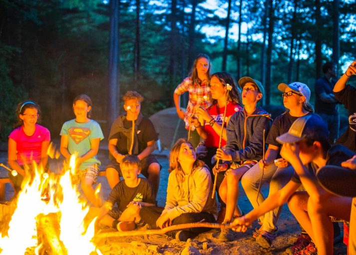 Chalets Lanaudière welcomes youth groups and offers a ton of activities.